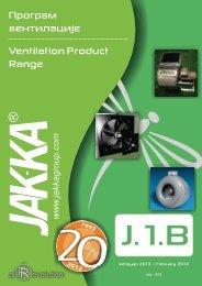 jakka ventilatori - JAK-KA Group