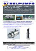 Drehzahlgeregelte Hauswasseranlagen Seite 2 Konstanter Druck ... - Page 4