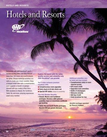 Hotels and Resorts - AAA.com