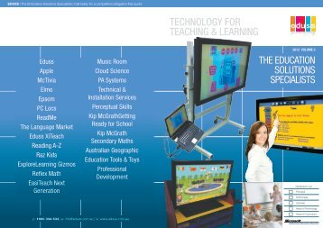 Technology for Teaching & learning - Eduss