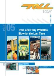 PA GE Train and Ferry Whistles Blow for the Last Time - TOLL Group
