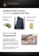 PHARAO Gold - Produkt - Seite 4