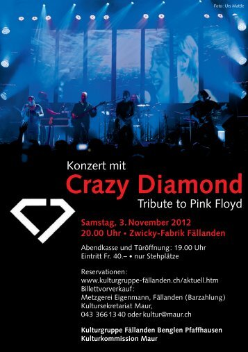 03.11.2012_WEB_Crazy_Diamond_Flyer_A5 [PDF ... - Maurmer Post