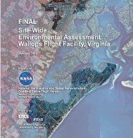 Final WFF Site-Wide Environmental Assessment - NASA Goddard ...