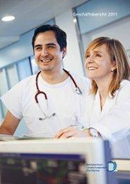 Geschäftsbericht 2011 - Spitalzentrum Biel-Bienne