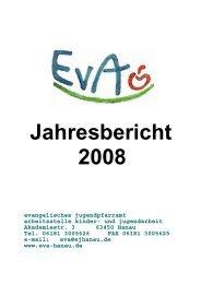Jahresbericht 2008 - EvA