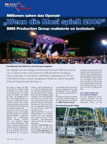 """""""Wenn die Musi spielt 2009"""""""