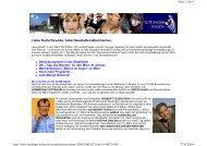 Liebe Kulturfreunde, liebe Newsletter-Abonnenten,