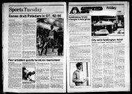 Albany Student Press 1984-02-24 - University at Albany Libraries