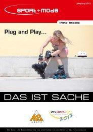 Plug and Play - sport+mode