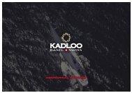 Uhren Katalog Kadloo - Wum24.com