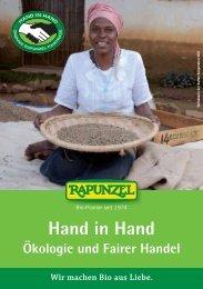 Hand in Hand 2012 Infobroschüre (2.9 MB) - Rapunzel Naturkost AG