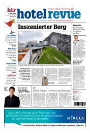 htr Artikel (PDF, 1.76 MB) - Graubünden Qualität
