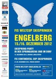 Das Meister-Jahr - Engelberg