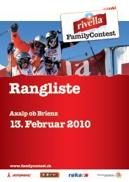 Rangliste (PDF, 1.3 MB) - Ski Club Brienz