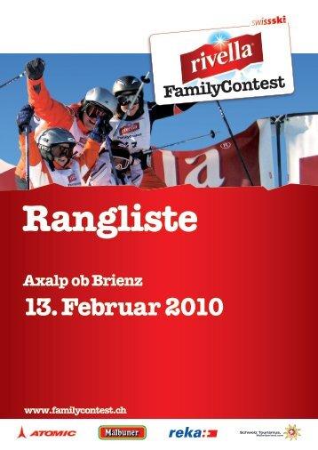 Rangliste (PDF, 1.3 MB) - Ski Club Brienz