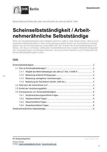 Mustervertrag Technische Dienstleistungen Ihk Berlin