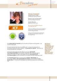 ausführliches Profil herunterladen - Becademy
