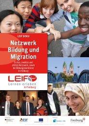 Netzwerk Bildung und Migration - leif | lernen erleben in freiburg