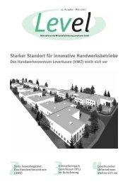 Starker Standort für innovative Handwerksbetriebe - WFL ...
