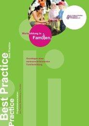 Bayern - Wertebildung in Familien