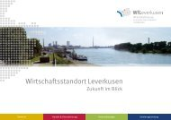Wirtschaftsstandort Leverkusen - WFL - Wirtschaftsförderung ...
