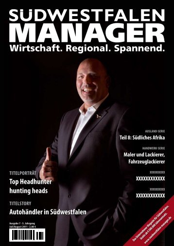 Pressemitteilung Download - Hunting Heads Executive Search ...