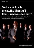 Pressemitteilung Download - Hunting Heads Executive Search ... - Seite 2