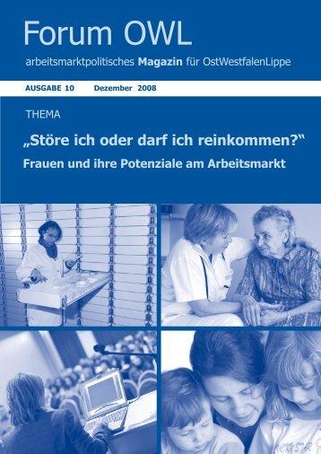 Ausgabe 10: Dezember 2008