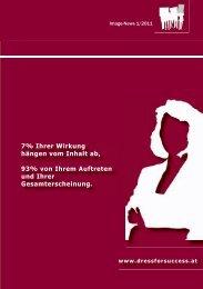 Image-News 01/2011 - Dressforsuccess
