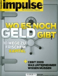 Das Unternehmer Magazin - Rechtsanwalt Konstantin Pseftelis