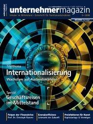 unternehmermagazin - Deutsche Bank
