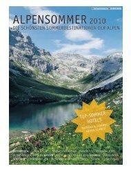 aLPenSOmmer 2010 - Ablinger.Garber