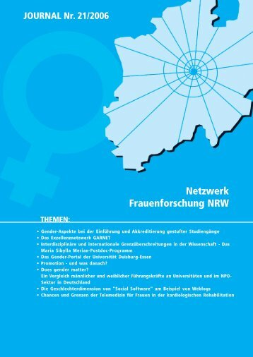 Download (1 MB) - Netzwerk Frauen- und Geschlechterforschung ...