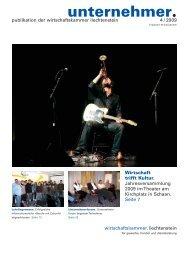 04-2009 - unternehmer Magazin