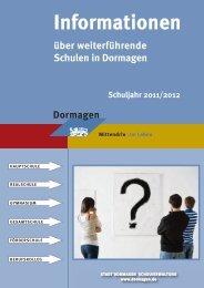 Informationen - Stadt Dormagen
