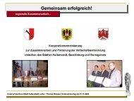 Gemeinsam erfolgreich! - Halberstadt