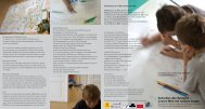 """Flyer zur Ausstellung """"Zwischen den Spiegeln – unsere Welt - Ein ..."""
