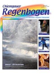 Chiemgauer Chiemgauer - Chiemgauer Regenbogen