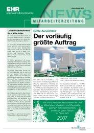 Ausgabe 3-2006 - Bilfinger