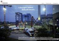 Geschäftsbericht 2006 der Holcim Deutschland Gruppe