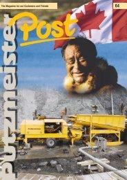 2005 - Putzmeister