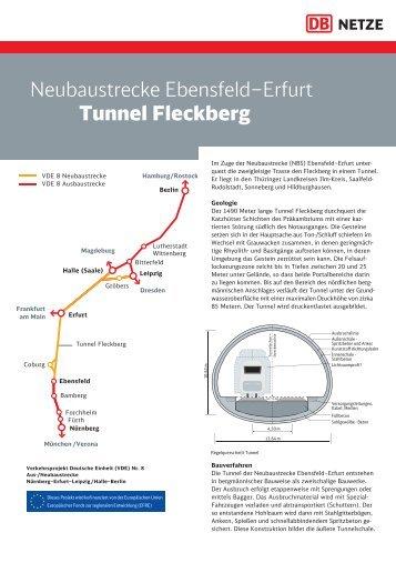 Tunnel Fleckberg Download pdf - Verkehrsprojekt der Deutschen ...