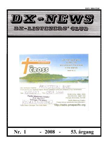2008/1 - DX-Listeners' Club