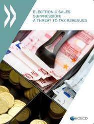 ELECTRONIC SALES SUPPRESSION: A THREAT TO TAX REVENUES