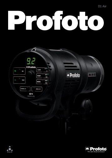 Profoto D1 - GraphicArt AG