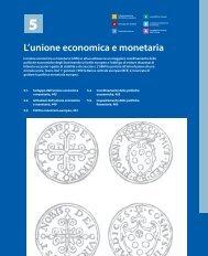 L'unione economica e monetaria - polo euromediterraneo