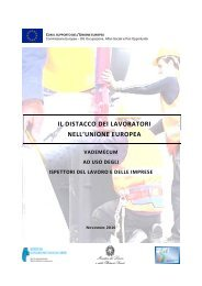 il distacco dei lavoratori nell'unione europea - Lavoro e Politiche ...