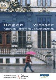 Regenwasser – natürlich dezentral bewirtschaften - Landesportal ...