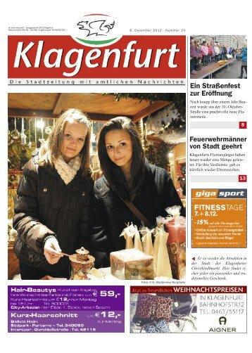 Stadtzeitung Klagenfurt